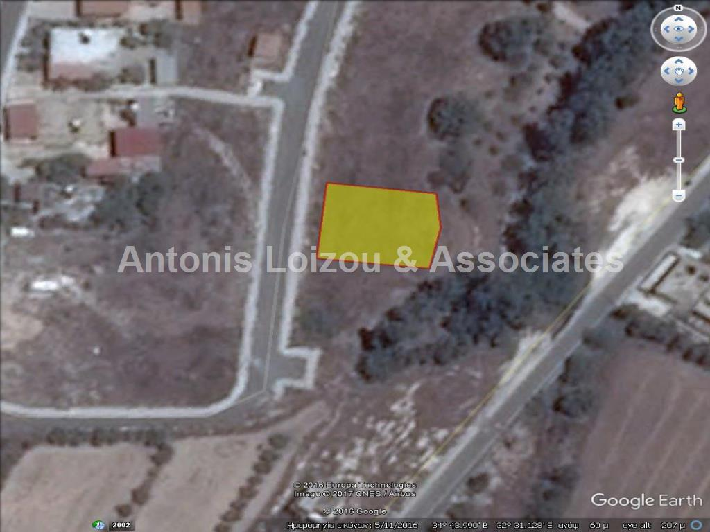 Land in Paphos (Timi) for sale