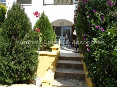 Ground Floor apa in Paphos (Tombs of the Kings) for sale