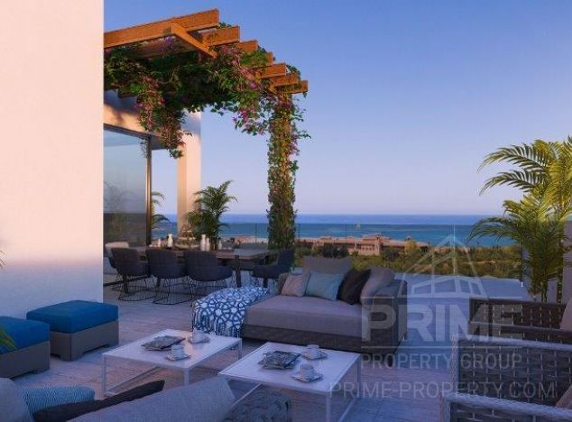 Penthouse in Paphos (Tombs of the kings) for sale