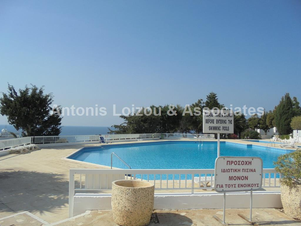 Two Bed Apartment with sea Views in K/Paphos  properties for sale in cyprus