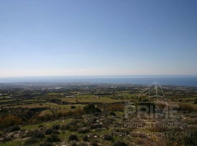 Land in Paphos (Tsada) for sale