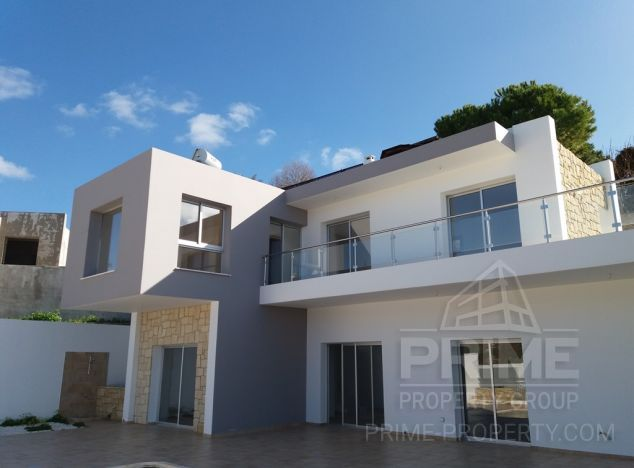 Sale of villa, 303 sq.m. in area: Tsada - properties for sale in cyprus