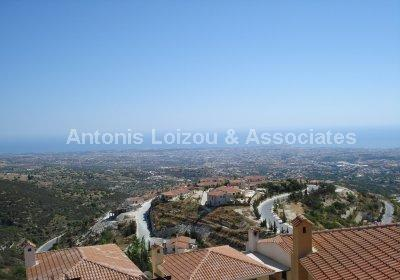 Two Bedroom Penthouse Apartment - REDUCED properties for sale in cyprus