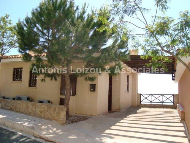 Semi House in Paphos (Tsada) for sale