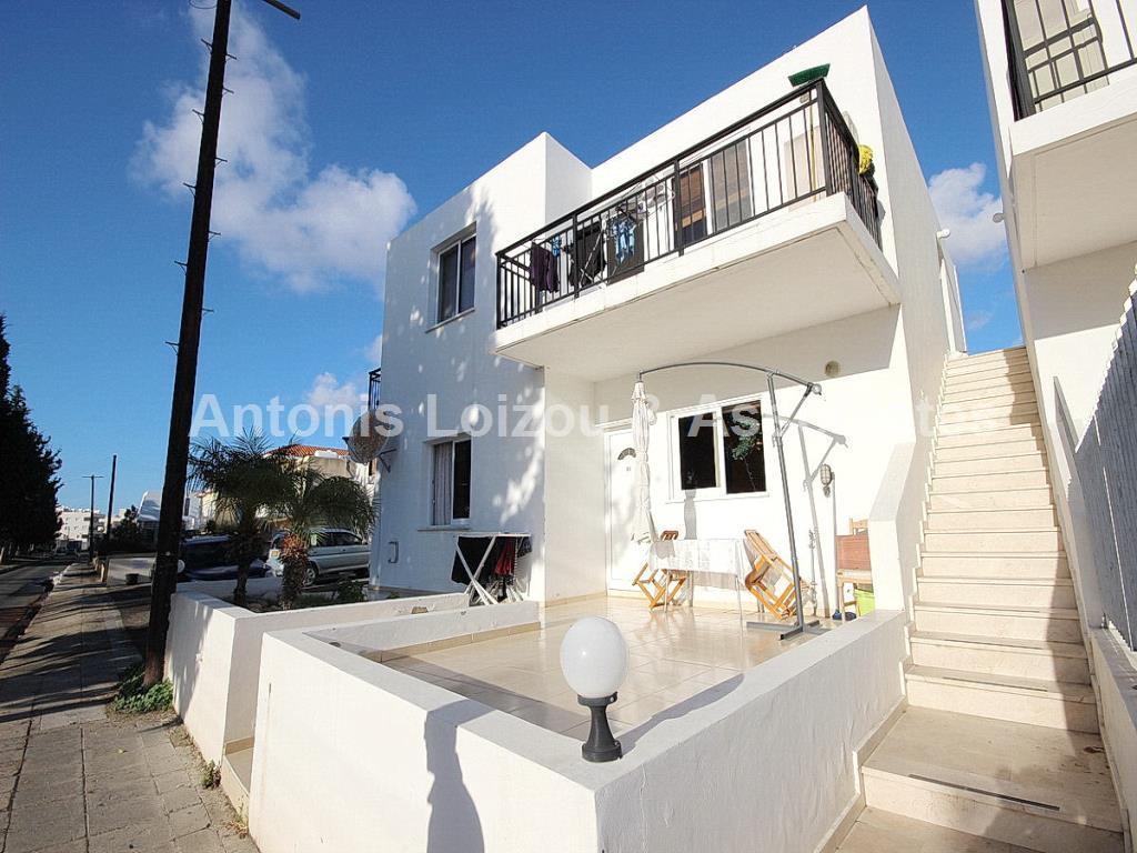 2 Bed Ground Floor Apartment Universal properties for sale in cyprus