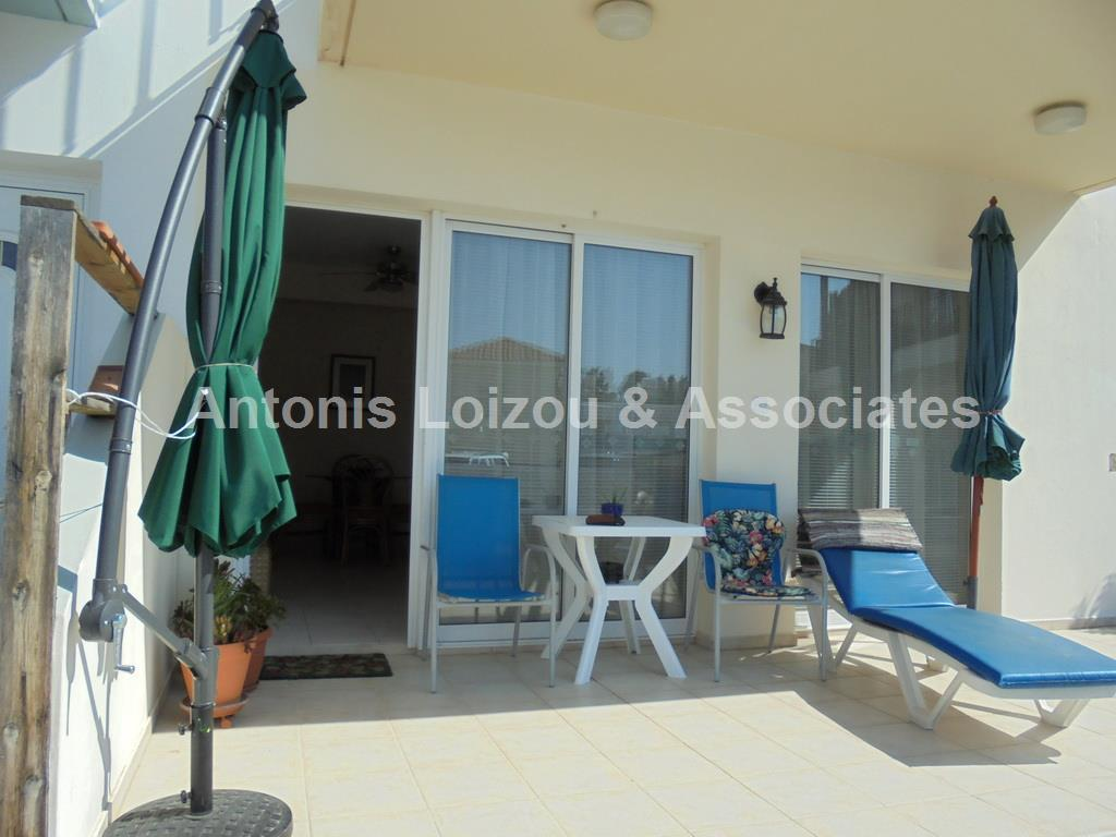 Two Bedroom Ground Floor Apartment Universal properties for sale in cyprus