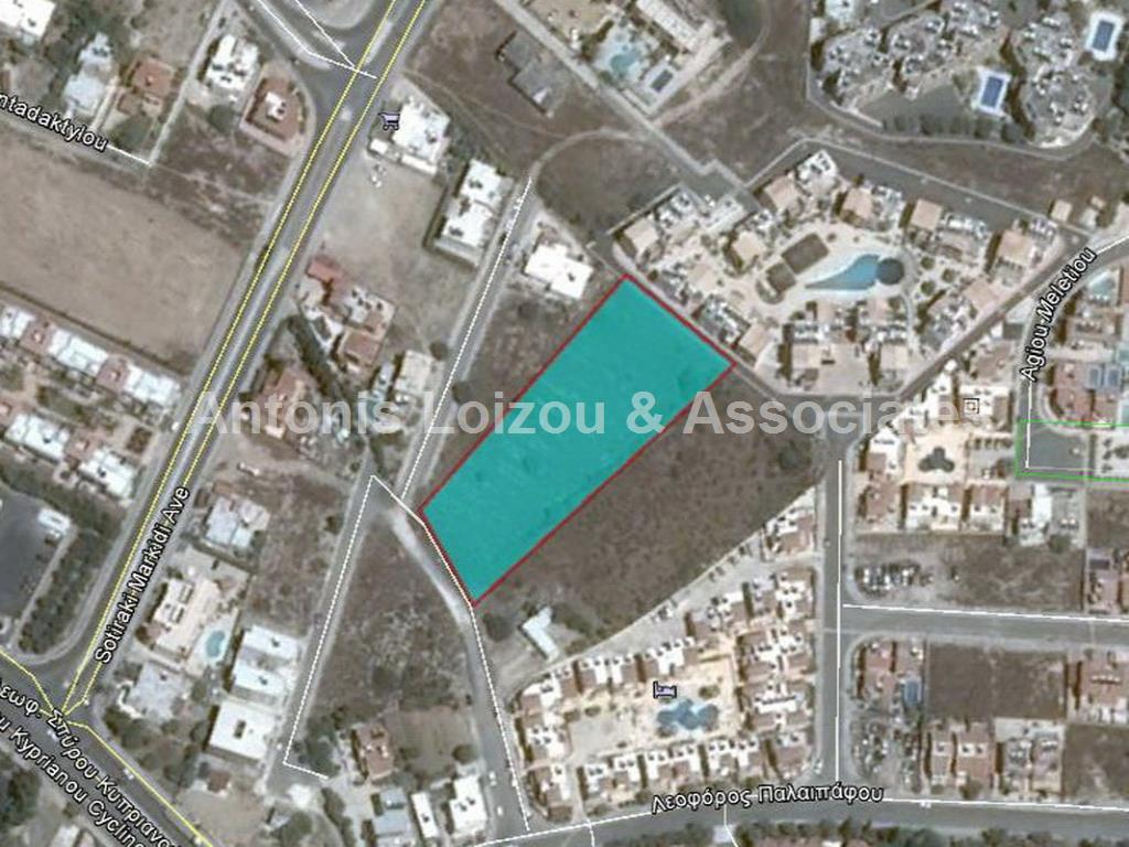 Field in Paphos (Universal) for sale