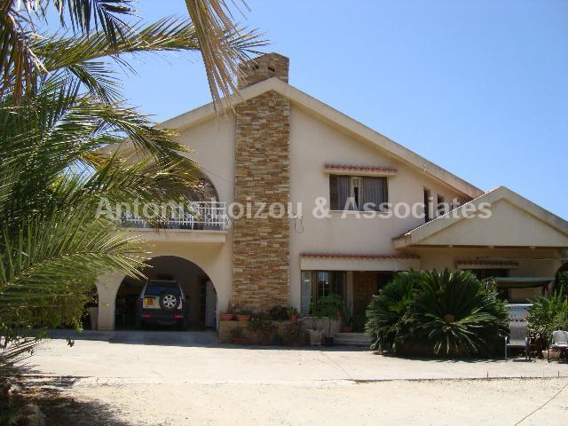 Five Bedroom Detached House properties for sale in cyprus