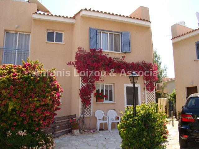 Semi House in Paphos (Universal) for sale