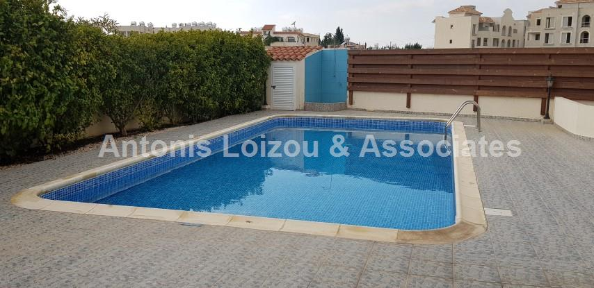 2 Bed Corner Apartment in Yeroskipou properties for sale in cyprus