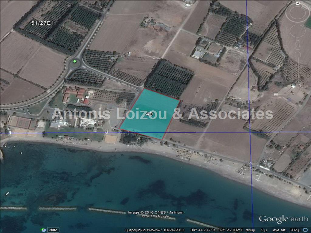Field in Paphos (Yeroskipou) for sale