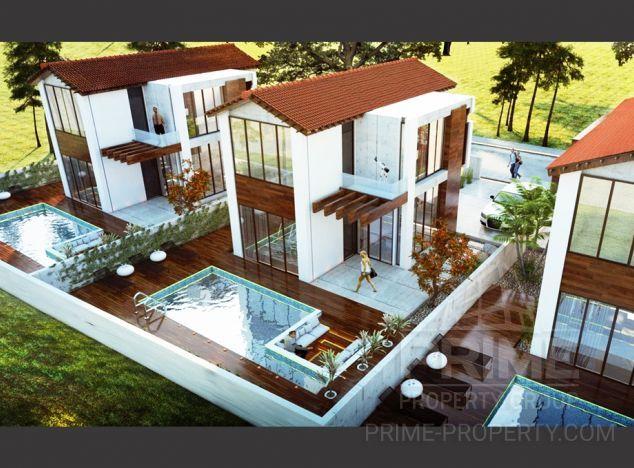 Sale of villa, 221 sq.m. in area: Ayia Triada - properties for sale in cyprus