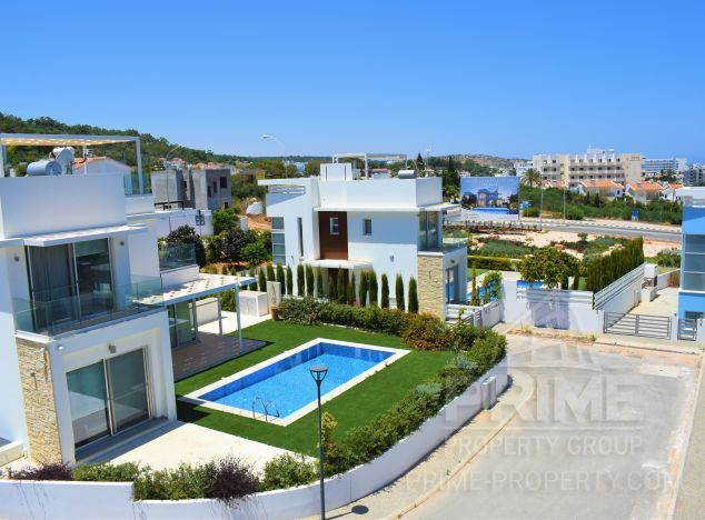 Sale of villa in area: Center - properties for sale in cyprus