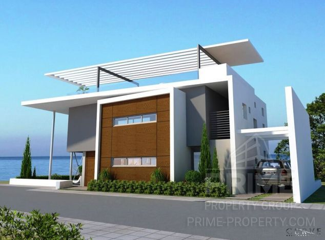 Sale of villa, 464 sq.m. in area: Kapparis - properties for sale in cyprus
