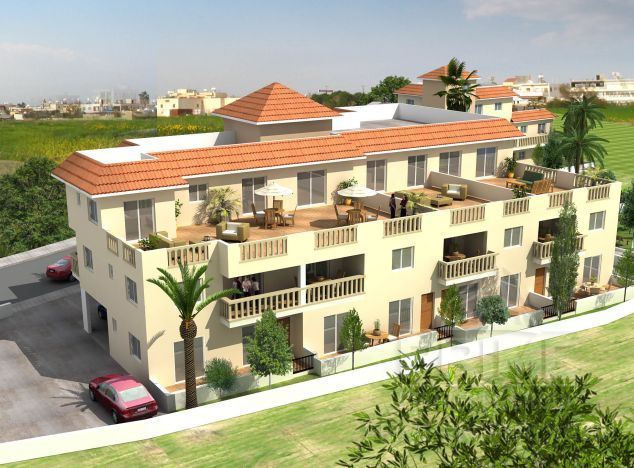 Apartment in  (Paralimni) for sale