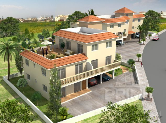 Sale of аpartment, 95 sq.m. in area: Paralimni - properties for sale in cyprus