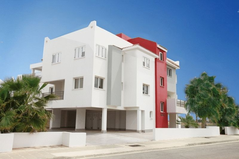 Two Bedroom Fully Furnished Apartment with Title in Paralimni properties for sale in cyprus