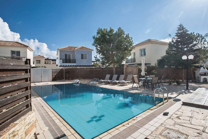 Three Bedroom Detached Villa within a Large Plot in Ayia Thekla properties for sale in cyprus