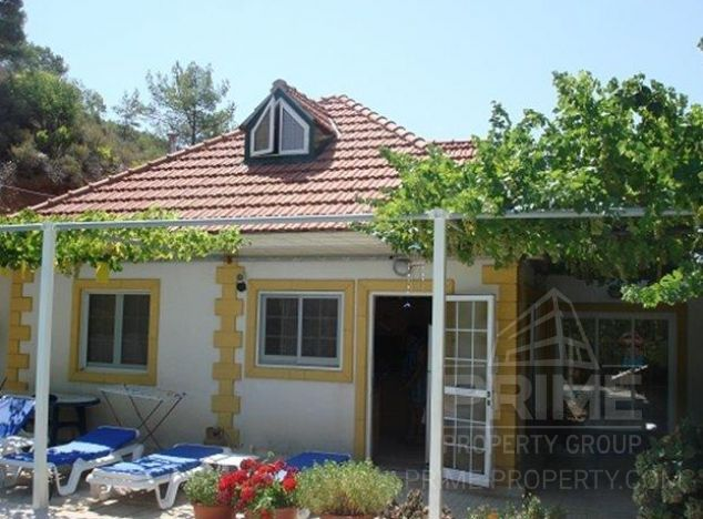 Bungalow in  (Platres) for sale